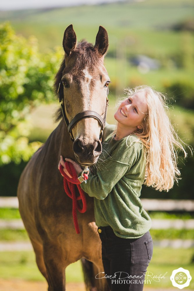 a girl and her pony ireland