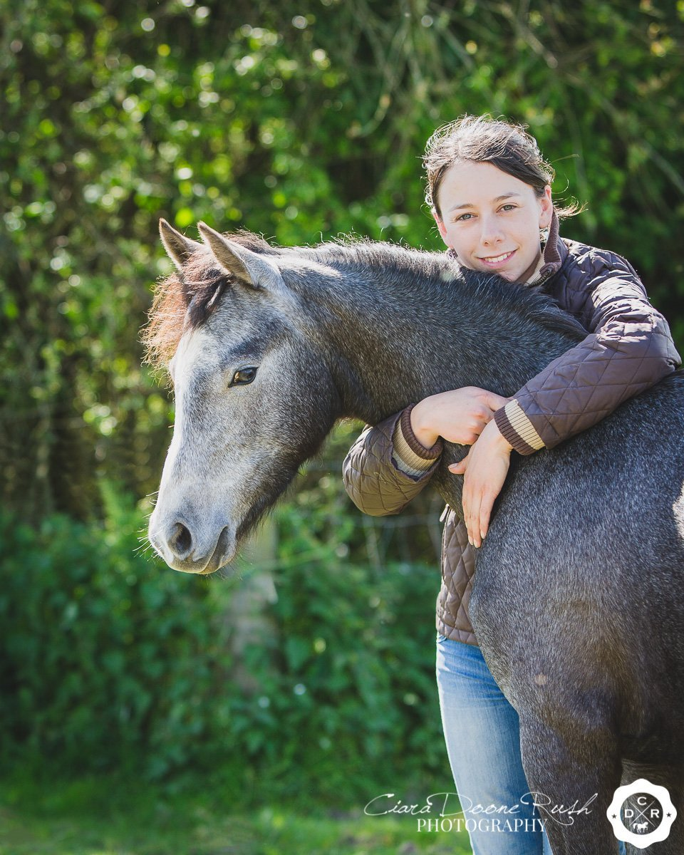 Horse & Rider Photo Shoot Cheshire