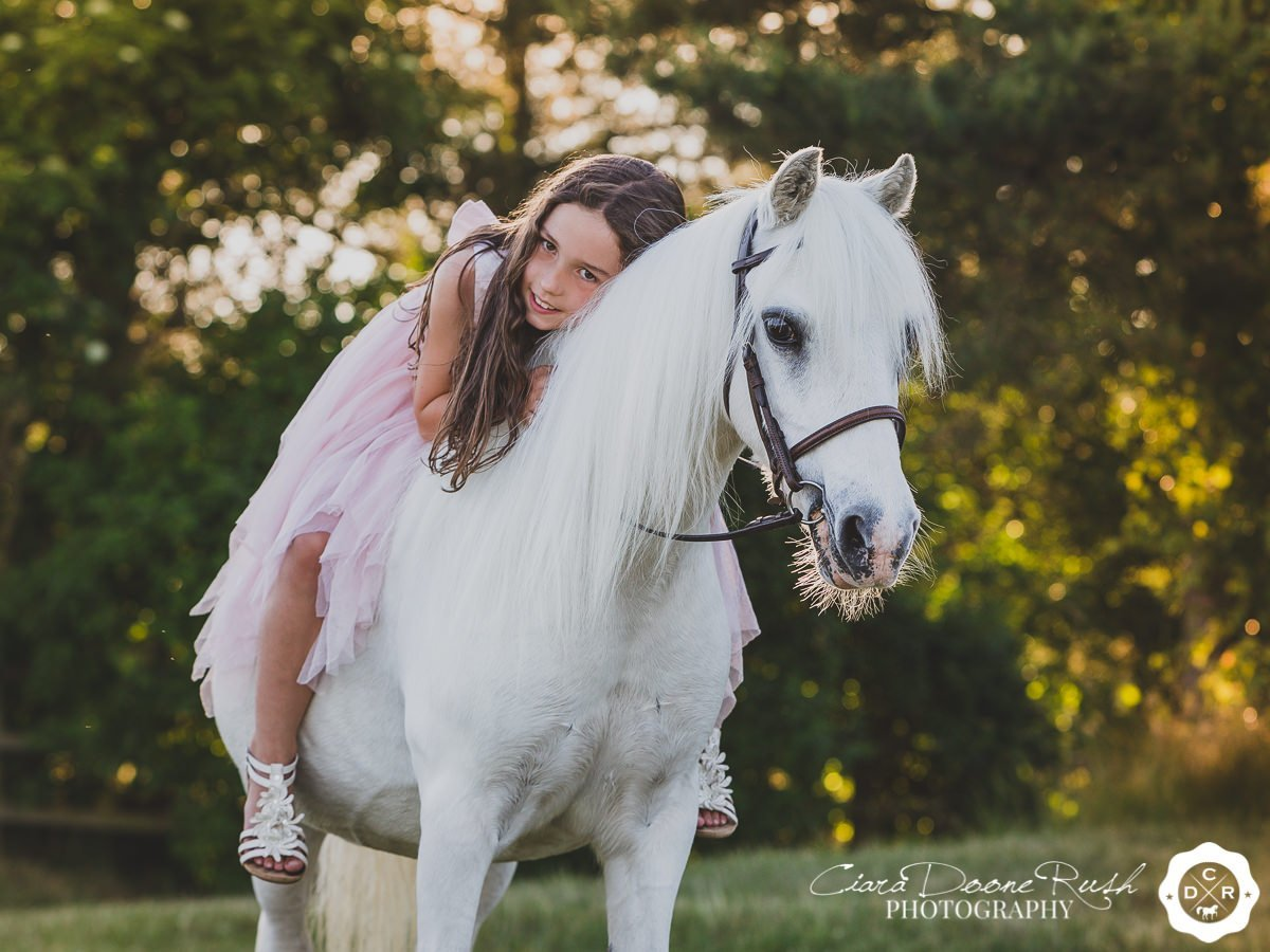 Grace & Daisy's Child & Pony Photo Shoot // June 2018