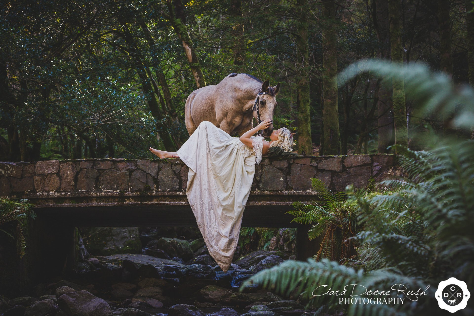 Chloe & Spirit // A Fairytale Photo Shoot
