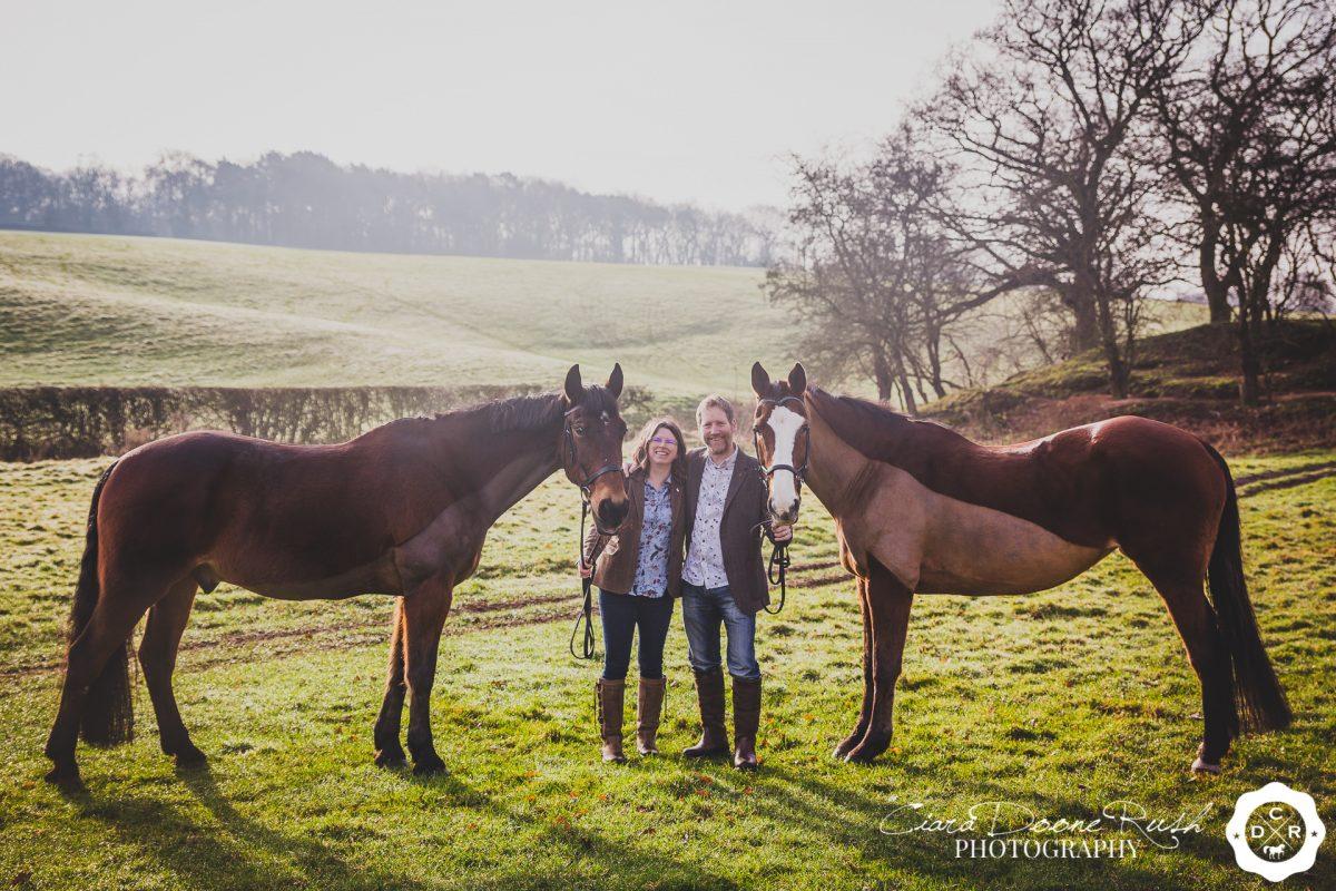 A Couple Horses Photo Shoot Sam Brent February 2019