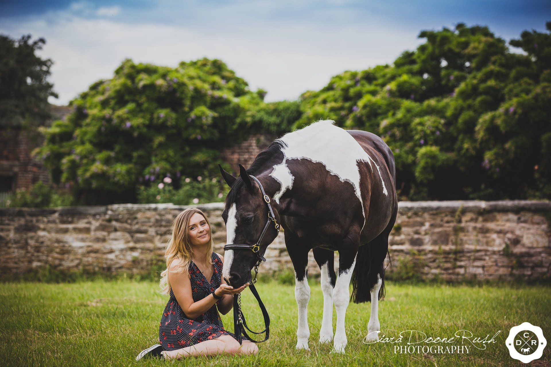 BEST OF 2019: AMY // A HORSE & RIDER PHOTO SHOOT