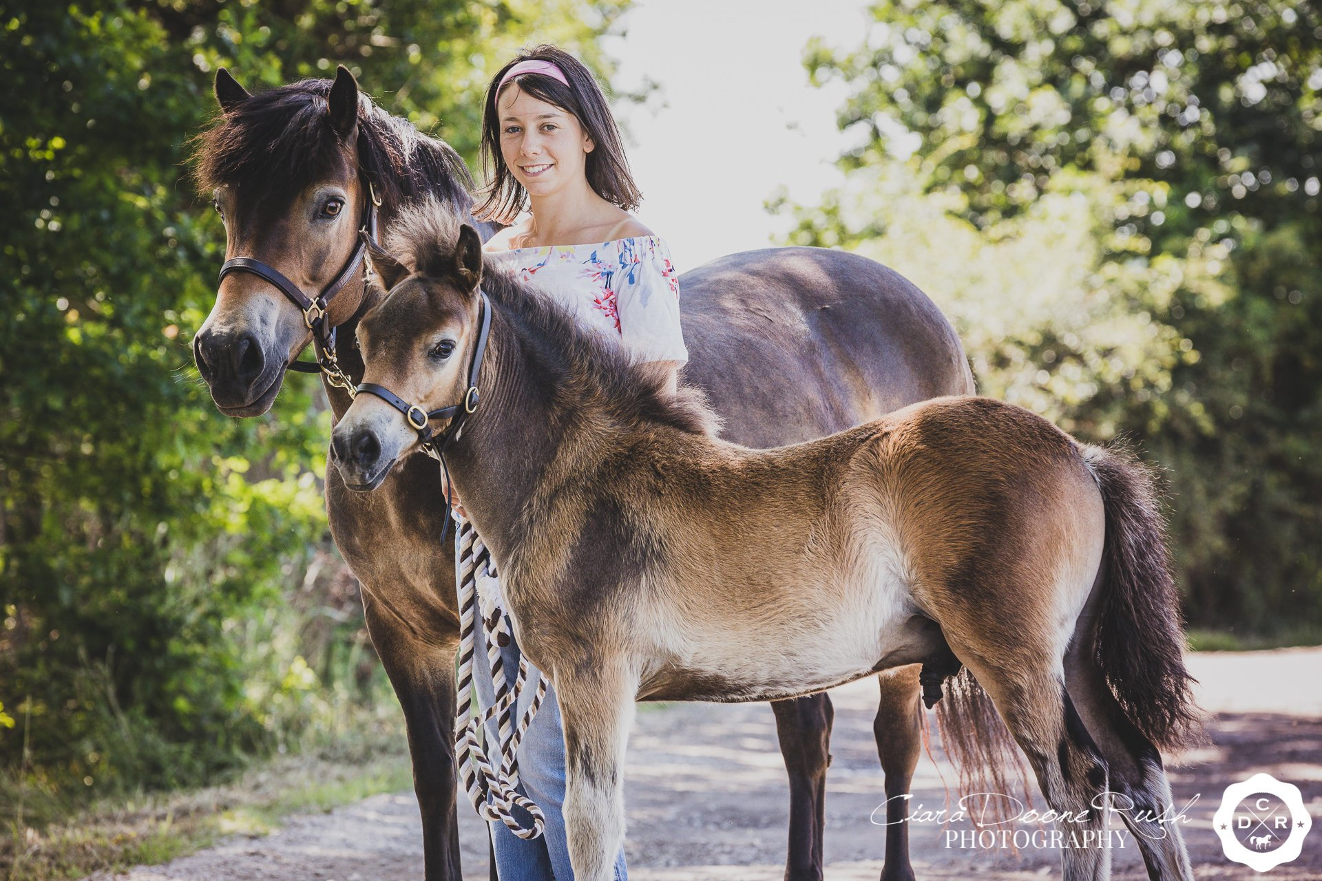 Best of 2019: Becky, Skippy & Tigger // A Mare & Foal Mini Photo Shoot