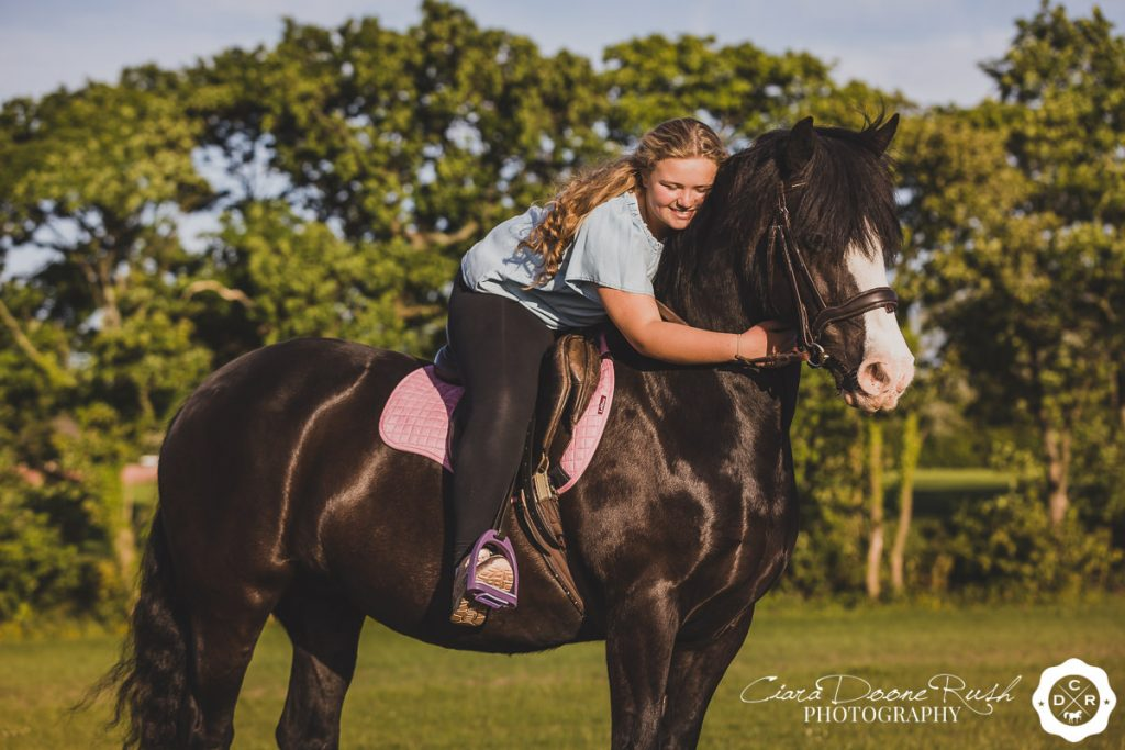 A Horse And Rider Photo Shoot Liverpool