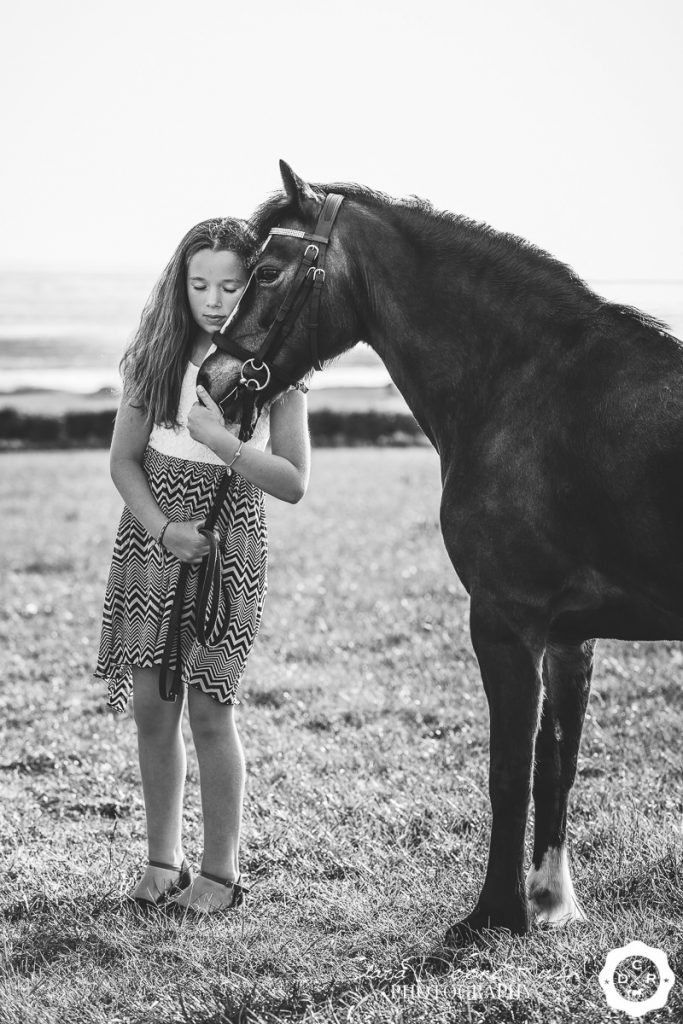 A Horse And Rider Photo Shoot Wirral