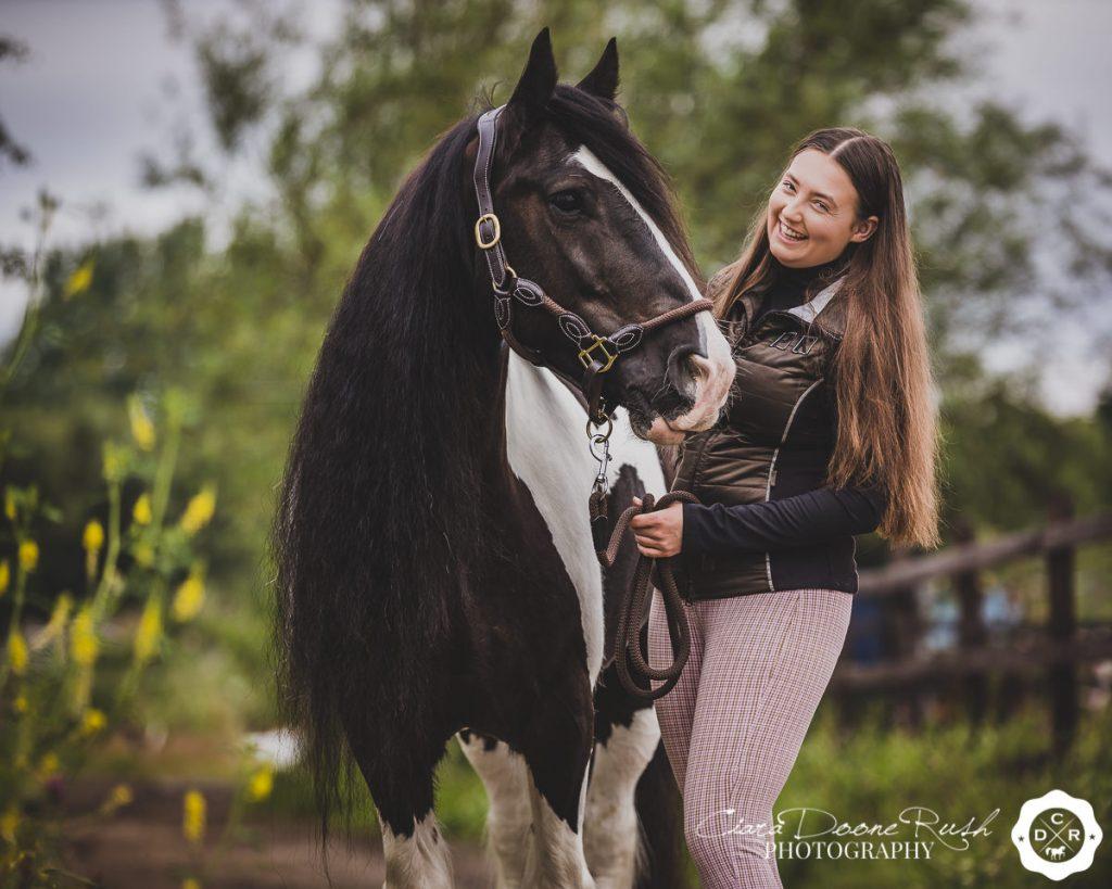 A Horse And Rider Photo Shoot Merseyside